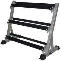 Valor Fitness BG-12 3 Tier Dumbbell Rack $259.99