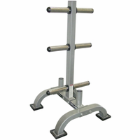 Valor Fitness BH-7 Olympic Plate Tree & Bar Rack $209.99