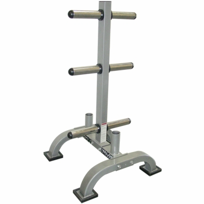 Valor Fitness BH-7 Olympic Plate Tree & Bar Rack