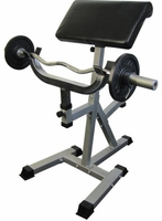 Valor Fitness CB-11 Standing Preacher Curl Bench
