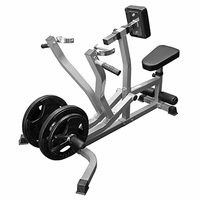 Valor Fitness CB-14 Seated Back Row Machine