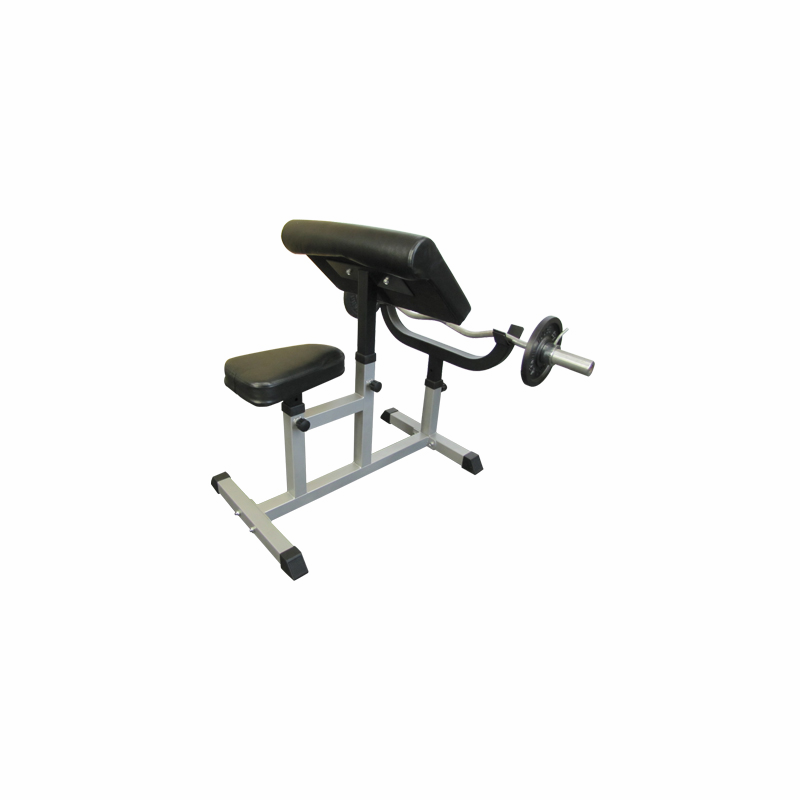 Valor Fitness Cb 6 Preacher Arm Curl Bench
