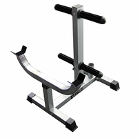 Valor Fitness CB-7 Curl Station Stand W/Plate Storage $179.99