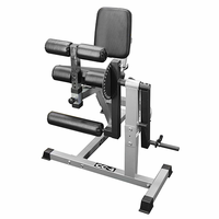 Valor Fitness CC-4 Leg Extension / Leg Curl Machine $389.99