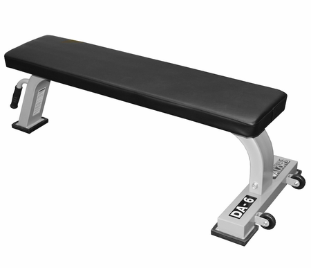 Valor Fitness DA-6 Hard Core Flat Bench
