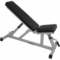 Valor Fitness DD-21 Flat Incline Utility Weight Bench $319.99