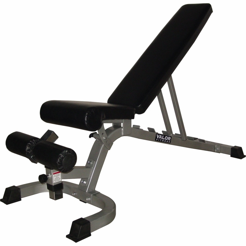 Valor Fitness Dd 4 Fid Utility Bench