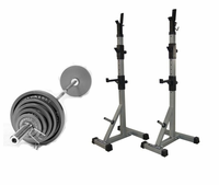 Valor Fitness Economy Squat Stand Package $629.99