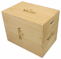 Valor Fitness PBX-A Wooden Plyo Box $189.99