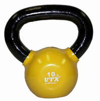 VTX 10lb Vinyl Coated Kettle Bell $35.99