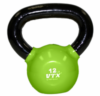 VTX 12lb Vinyl Coated Kettle Bell $39.99
