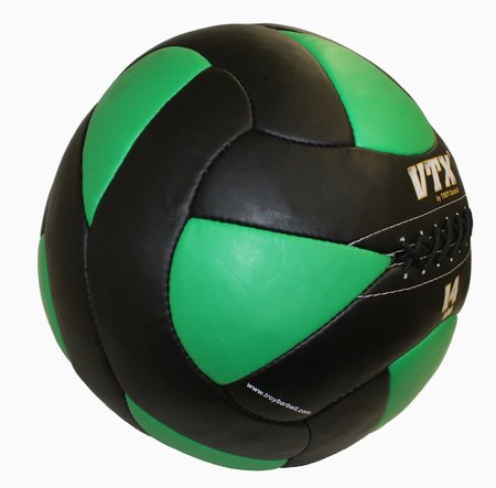 VTX 14lb Leather Wall Ball