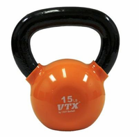 VTX 15lb Vinyl Coated Kettle Bell $45.99