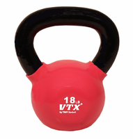 VTX 18lb Vinyl Coated Kettle Bell $54.99