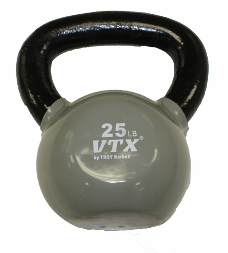 VTX 25lb Vinyl Coated Kettle Bell