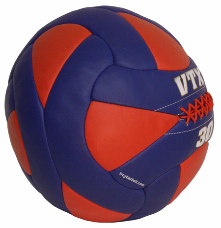 VTX 30lb Leather Wall Ball