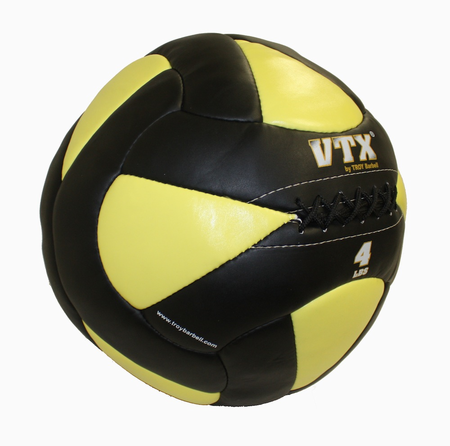 VTX 4lb Leather Wall Ball
