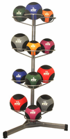 VTX Complete Medicine Ball Set W/Rack