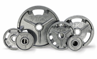 VTX Grip Olympic Weight Plate Set - 255lbs $449.99