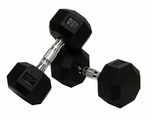 VTX Hex Urethane Encased Dumbbell Sets