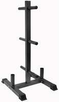 VTX Vertical Bumper Plate & Bar Rack $169.99