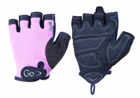 Women foots GoFit Pearl-Tac Gloves - Pink $26.99
