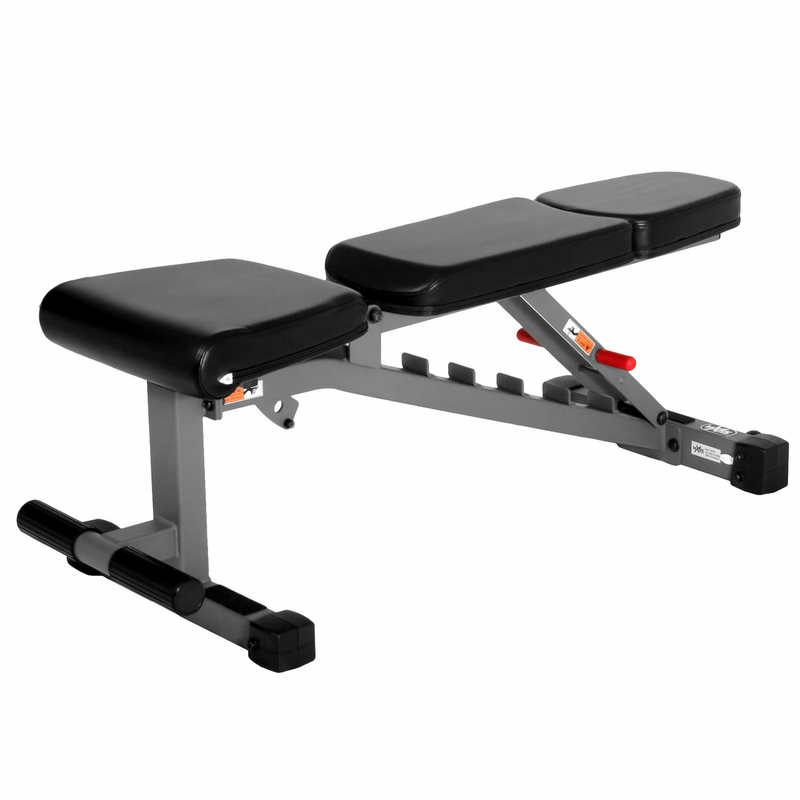 Delightful XMark XM 7630 Adjustable Dumbbell Weight Bench