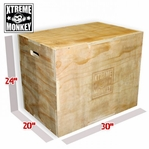 Xtreme Monkey 3-In-1 Wood Plyo Box