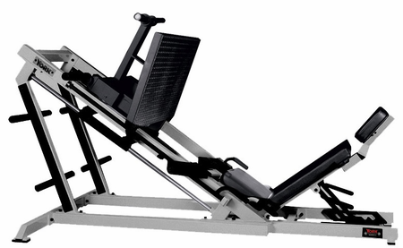 York 35 Degree Leg Press