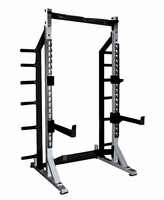 York Barbell Half Rack