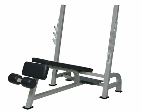 York Commercial Olympic Decline Weight Bench