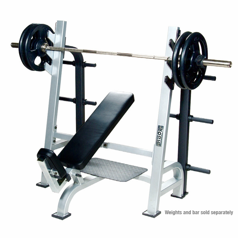 York commercial olympic incline weight bench Bench weights