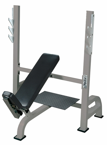 York Commercial Olympic Incline Weight Bench
