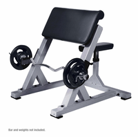 York Commercial Preacher Curl Bench $675.00