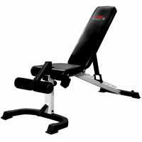 York FTS Flex Bench With Foot Hold Down $349.99