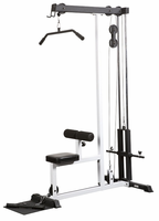 York FTS Lat Pulldown Machine $699.99