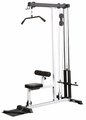 York FTS Lat Pulldown Machine