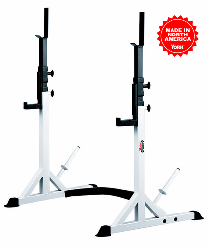 York FTS Press Squat Stands