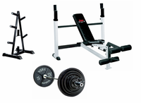 York Olympic Bench Press Package $999.99