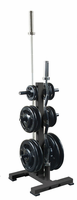 York Olympic Plate Tree W/Bar Holder $219.99