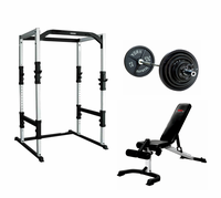 York Power Rack Gym Package $1,619.99