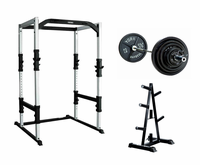York Power Rack Gym Package II $1,329.00