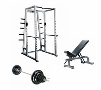 York Premium Power Rack Gym Package $2,499.99