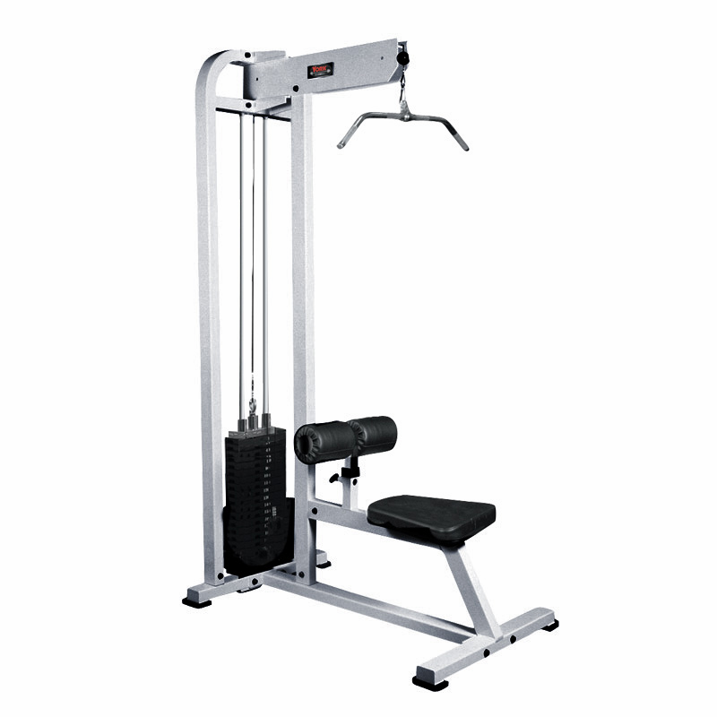 lat pulldown cable machine