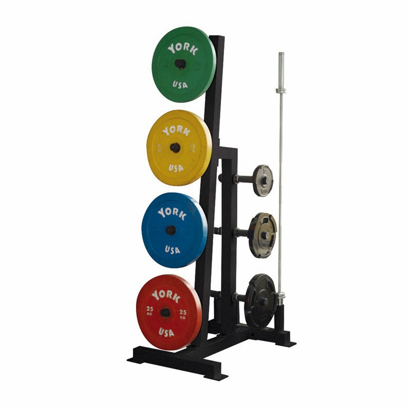 Troy Weight Tree: York Single Side Weight Plate Tree