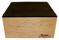 York Stackable Plyo/Step Up Box - 12""