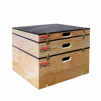 York Stackable Plyo/Step Up Box Set