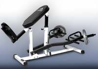 Yukon Fitness Angled Back Machine