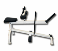 Yukon Fitness Commercial Seated Calf Machine