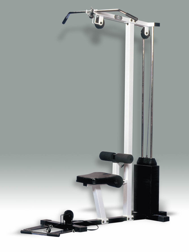 Yukon Fitness Lat Machine W/ Stack